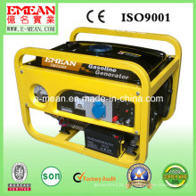 2.3kw Design Simples Três / Gerador de Gasolina Monofásico Mini (2500W)