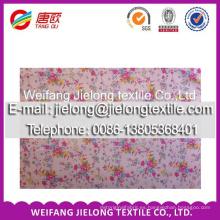 La mejor tela hilada de algodón 100% de weifang china