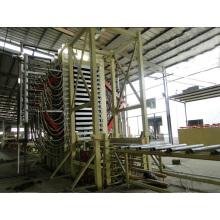 Fabricante de línea de producción MDF