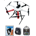 Inspection 800mm Hexacopter With Infrared Camera And Gimbal
