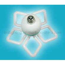 5u Lotus Rhombus Shape Energy Saver Lamp with Ce and Saso