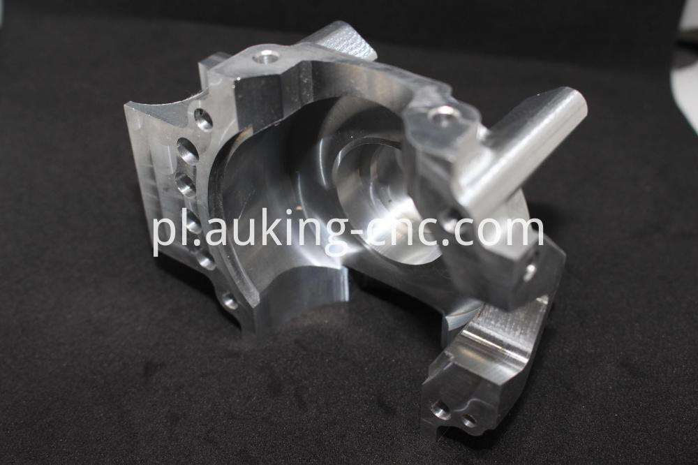 Precision gear housing