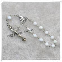 6mm Plastic Beads Rosary, Decade Rosary (IO-CE076)