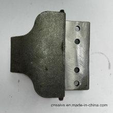 Castas de cera perdida e fundição de aço para peças de trator