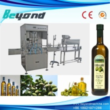 Olive Oil Filling Equipment Production Line/Plant