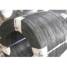 Прямая продажа фабрики Конкурентоспособная цена Черный провод отжига