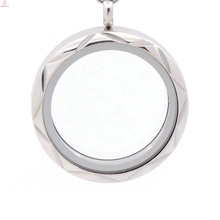 Kostenlose Probe Medaillon Silber antik, Memory-Glas schwimmende Paar Foto Medaillon