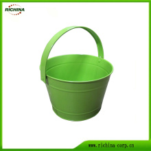 Kids Garden Galvanized Bucket