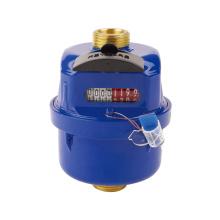 wet brass volumetric water meter