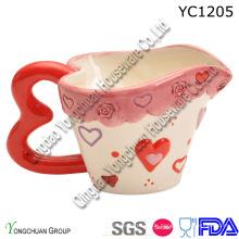 Keramik Gewürz Krug