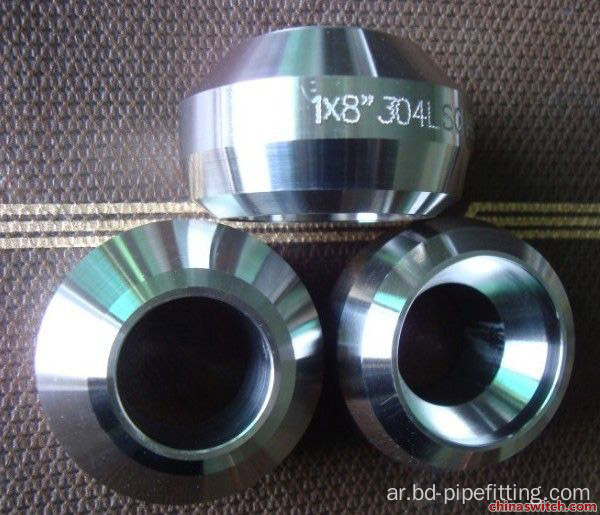 ASTM A350 Forged Mss Sp97 Class 6000 # Weldolet