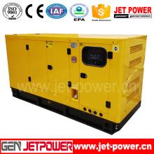 China Market Ricardo 500kw generador de electricidad diesel silencioso