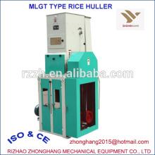 MLGT Typ Reis Huller mit Gummiwalze