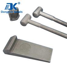 Servicio de piezas de forja de acero inoxidable personalizado