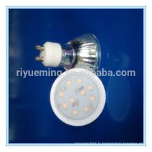 Éclairage de tache de la puissance élevée GU10 4W LED