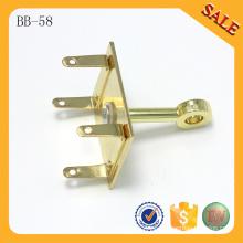 BB58 Cerradura de encargo del metal de la aduana del bolso de la manera