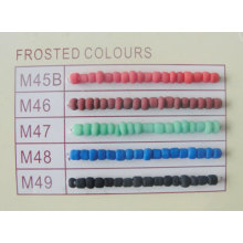 Glass Seed Bead FROSTED-ROUND-BEADS-2