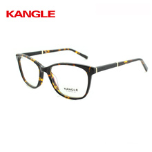 2018 new design Acetate optical eye glasses frame