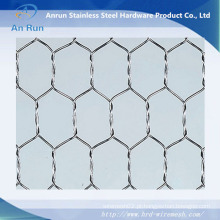 Engranzamento de fio de coelho Wire Mesh galvanizado Hexagonal
