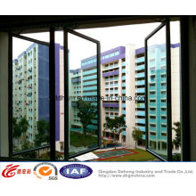 Durable New Style Aluminum / PVC Casement Window