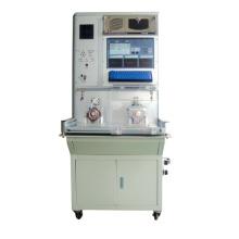 Automatic three phase motor stator testing machine