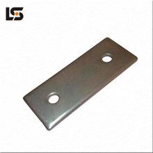Producción en masa personalizada estampada chapa de perforación de estampado de piezas