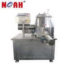 HLSG10 Pharmaceutical medical high shear wet mixer granulator machine
