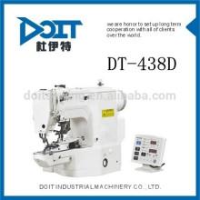 DT-438D Eletrônico Direto Drive Lockstitch Botão Esgoto