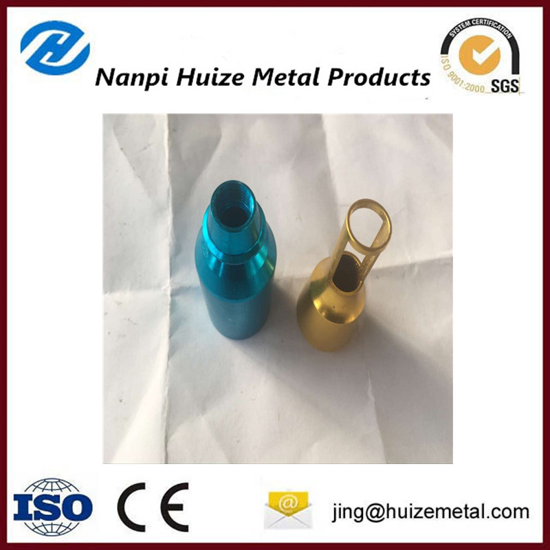 anodizing aluminum parts