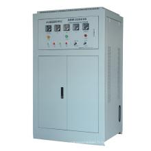Stabilisateur de tension compensé à trois phases entièrement automatique (Big Power) 250k