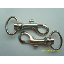 Kundenspezifischer fester Metall-Schwenkaugen-Schnapphaken