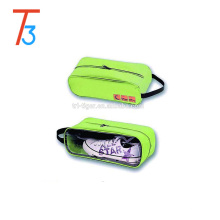 Shoes bag travel package organize bags clear plastic window folding travel bags
