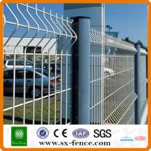 ISO9001Panel geschweißter Zaun