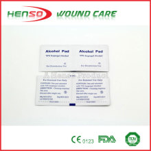 Sachet d'alcool isotherme HENSO pour injection
