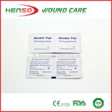 Swabol de álcool estéril HENSO para injeção