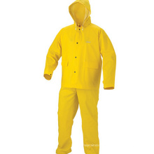 Wholesale New Style Adult PVC Rainsuit / Rain Suit for Cycling