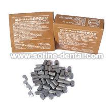 Liga de cobalto-cromo de Zac