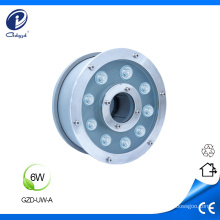 6W underwater ligting RGB led fountain lamp