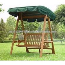 Massivholz Outdoor / Garten Möbel Set - Hängematte Set