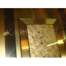 High Quality 201 Stainless Steel Color Kmf004 Mirror 8k Sheet