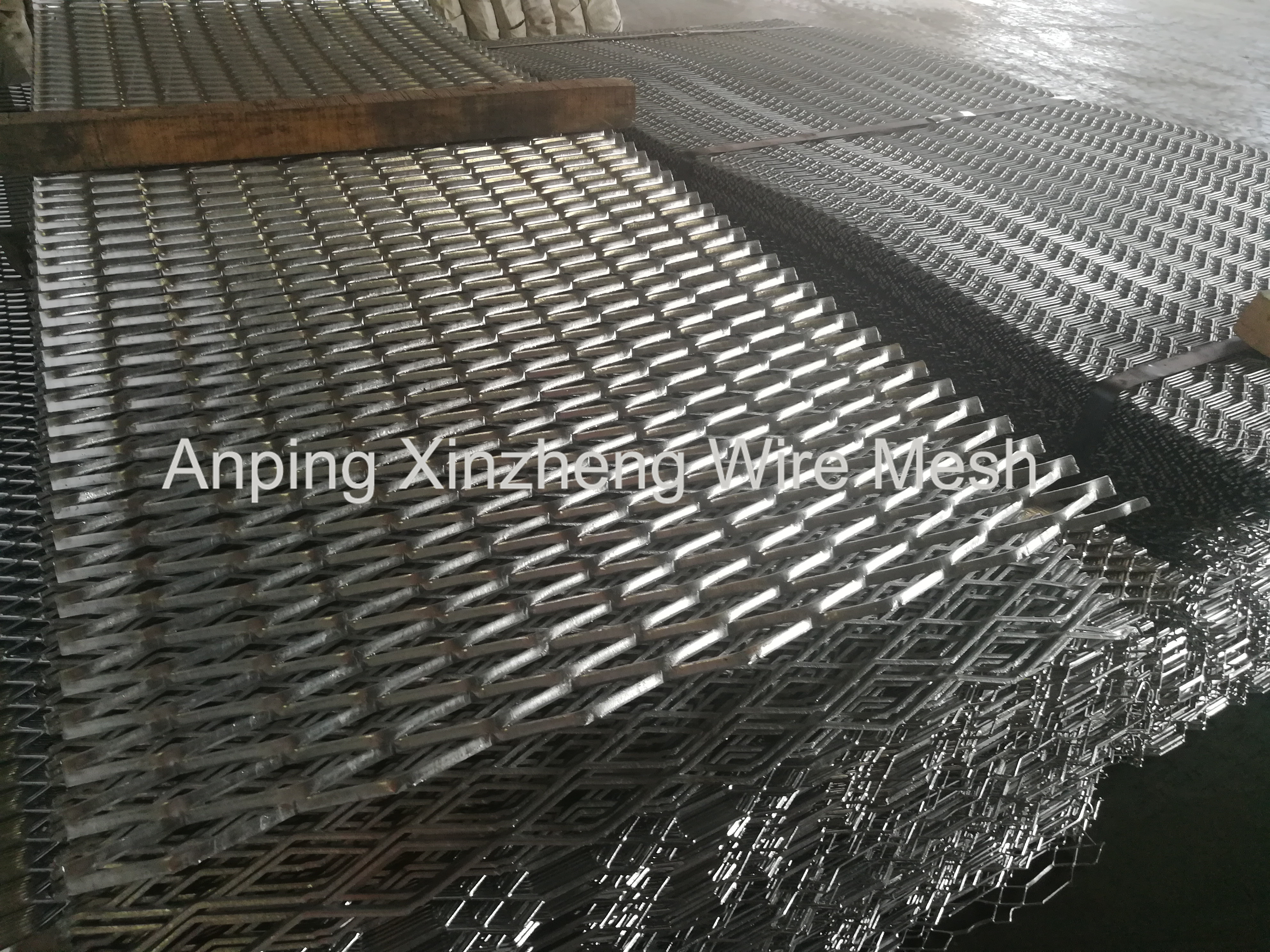 Stainless Steel Expanded Mesh Sheet