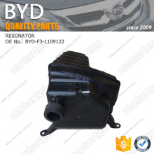 ORIGINAL BYD F3 Peças RESONATOR BYD-F3-1109122
