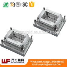 wood fruit crates-OEM Custom plastic fruit crate for sale mold