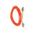 MM Duplex Conector LC / LC Conector de fibra óptica