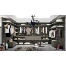 2016 New Furniture Manufacturer Design Wooden Clothes Almirah