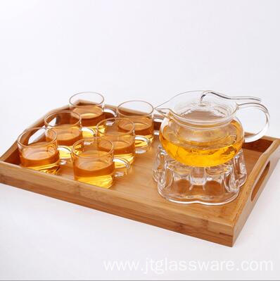 500ml New Handmade Heat Resistant Glass