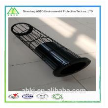 Marco / jaula de la bolsa de filtro para el colector de polvo con tubo Venturi