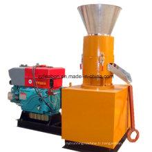 Machine de granule de biomasse de paille de biomasse de paddy de biomasse