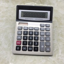 12 Digit Office Desktop Calculator with Display