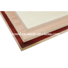 Melamine Faced Blockboard for Furniture